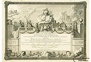 TITELBLATT / TITLE PAGE: ATLAS GENERAL MÉTHODIQUE: François-Philippe CHARPENTIER (1743-1817),