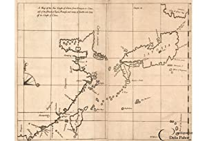 CHINA, TAIWAN, KOREA AND JAPAN: A MAP: Alexander HAMILTON (fl.