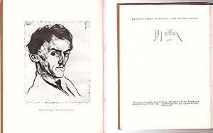 Bozidar Jakac - Signed copy.: Bozidar JAKAC (1899