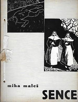 Sence ali knjiga lesorezov in linorezov [Shadows: Miha MALES (1903-1987)