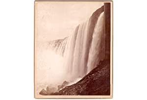 Niagara Falls: George E.CURTIS (1830-1910).