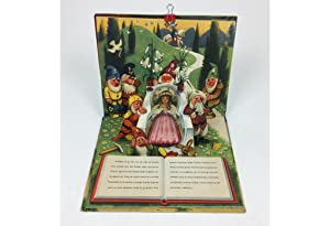 POP-UP BOOKS / CHILDREN'S BOOKS: Krolewna Sniezka [Snow White]
