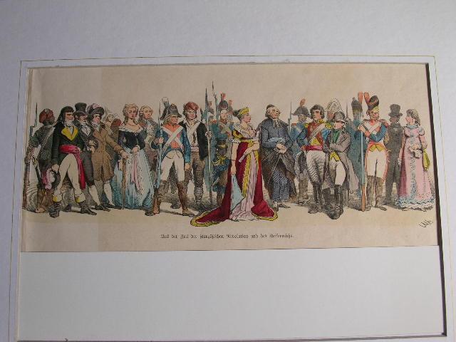 Französische Revolution Personen