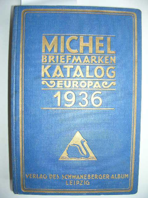 Michel Briefmarken-Katalog 1936 (Europa) //: Briefmarken)