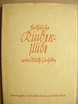 Fröhliche Kinderstube.: Zechlin, Ruth