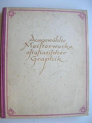 Ausgewählte Meisterwerke ostasiatischer Graphik in der Bibliothek für Kunst und ...