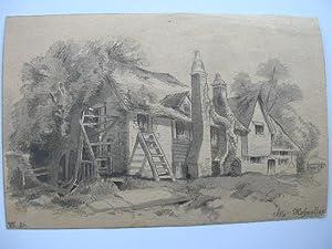 Landhaus (Bauernhaus). //: Johann Hofweller (München):