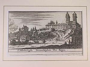 Santa Trinita dei Monti (Pincio) //: Rom - (Chiese e Palazzi di Roma):