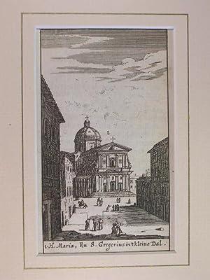 """S. Maria della Vallicella (""""Chiesa nuova"""") //: Rom - (Chiese e Palazzi di Roma)..."""