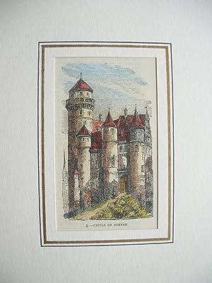 """Castle of Rimpar."""" //: Rimpar / Würzburg):"""