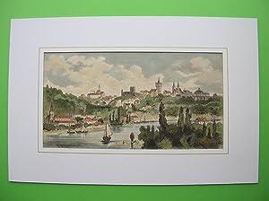Wimpfen am Neckar. //: Bad Wimpfen)