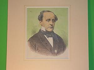 Prof. Dr. Johann Nepomuk Nußbaum. (Brustbild nach viertelrechts) //: Porträt) -