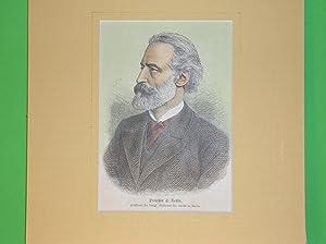 Prof. C. Becker (Brustbild nach halblinks) //: Porträt) -