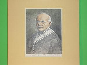 Johann Baptist Orbin (Erzbischof von Freiburg i. B.) //: Porträt -