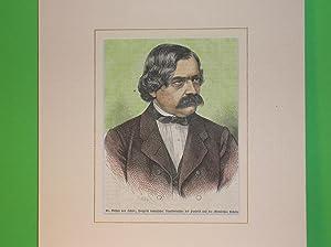 Gustav von Schlör (kgl. Bayerischer Staatsminister des Handels u. d. öffentl. Arbeiten) &...