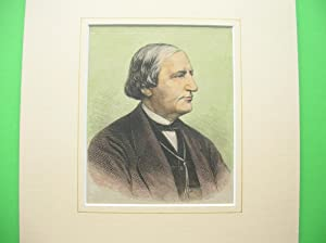 Franz Abt (Brustbild nach halbrechts) //: Porträt -