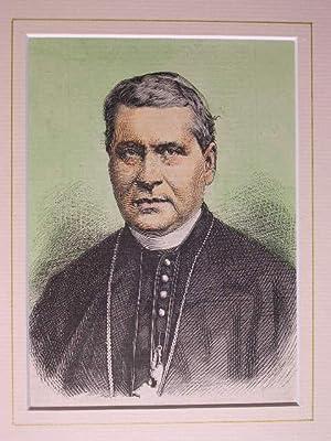 Kardinal Simeoni, päpstlicher Staatssekretär. (Brustbild en face) //: Porträt) ...