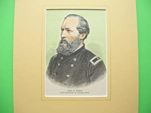 James A. Garfield (Präsidentschaftskandidat der USA) //: Porträt -