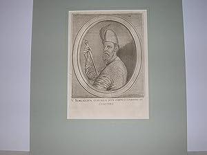Brustbild nach links. //: N ) Iemesgenco Generale d'un Corpo d'Esercito de Cosacchi.