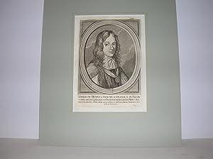 Wilhelm Heinrich Fürst von Oranien und Nassau, Graf von Katzenelnbogen (Brustbild nach ...