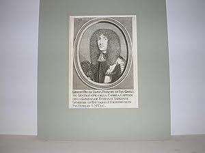 Giberto Pio di Savoia Principe di San Gregorio, Gentilhuomo della Camera, Capitan della Guardia de ...