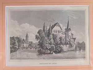 """Schloss zu Lauf."""" //: Lauf/Pegnitz) -"""