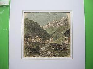 Campidello. (Sarntaler Alpen): Campidello -