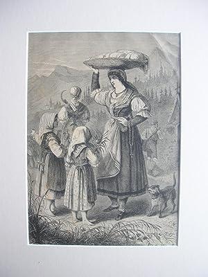 Burgeis - Tracht //: Burgeis - Südtirol