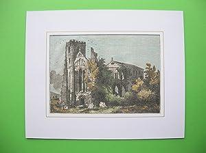 Kathedrale von Landaff. (Wales): Landaff -