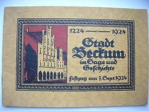 Stadt Beckum in Sage und Geschichte. Festzug am 7. Sept. 1924. //: Festzugalbum) -