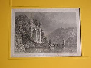 """Tells Kapelle am Vierwaldstätter See."""" //: Schweiz) -"""