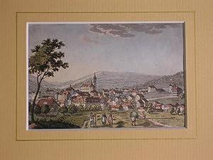 """Schwytz, Chef-lieu du Canton de meme nom."""" //: Schwyz"""