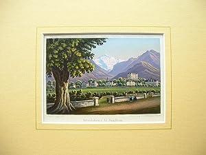 "Interlaken & la Jungfrau."" //: Schweiz"