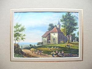Kapelle bei Schwaderloch. //: Schwaderloch -