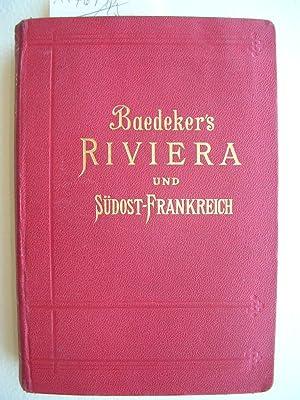 """Die Riviera."""" Das südöstliche Frankreich. Korsika. Die Kurorte in Südtirol, am ..."""