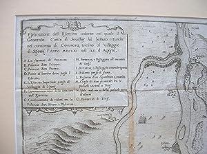 Esplicatione dell Esercito volante col quale il Generale Conte di Souches ha battuto i Turchi nel ...