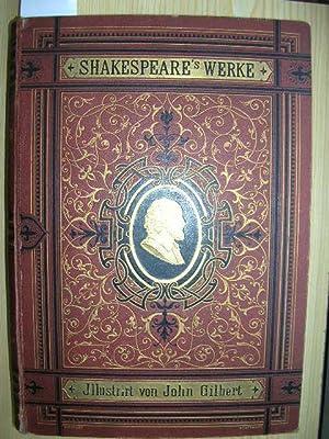 Shakespeare`s sämmtliche Werke. 4. Band. //: Shakespeare, W. :
