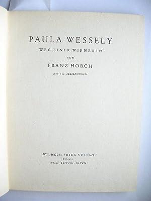 Paula Wessely. Weg einer Wienerin. //: Horch, Franz :