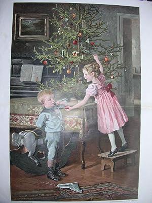 """Adam und Eva."""" //: Weihnachten"""