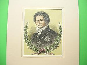 """Esaias Tegnèr - zum hundertsten Geburtstag des Dichters."""" //: Porträt - ..."""