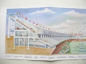 """Das Olympia Stadion."""": Titelblatt von:"""
