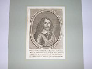 "Don Luigi Mendes d`Haro, Marchese del Carpio, Duca di Montoro, Conte Duca di Olivares "" /..."