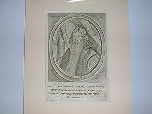 """Gualtiero Conte di Leslie """" //"""": Walter Graf von Leslie (1606-1667)"""