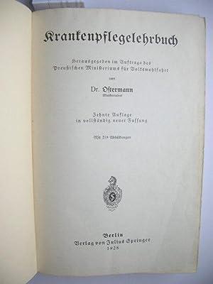 Krankenpflegelehrbuch //: Dr. Ostermann