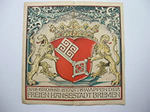 Wappen von Bremen //: Städtewappen) Bremen