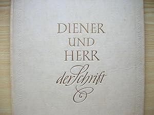 """Diener und Herr der Schrift"""" - 75: P. C. Ettighoffer"""