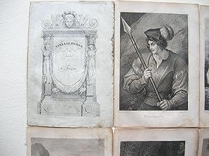 """Vielliebchen für 1837."""" //: A. v. Tromlitz"""
