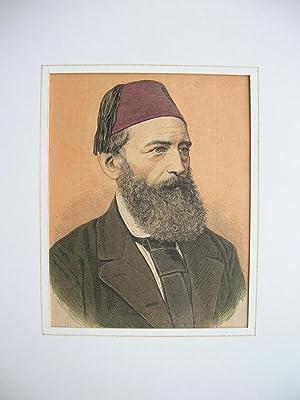 "Levin Schücking"" (1814 - 1883) //: Porträt)"