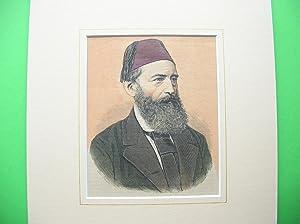 "Levin Schücking"" (1814 - 1883) //: Porträt - Levin Schücking"