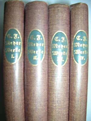 Werke in 4 Bänden. //: Meyer, Conrad Ferdinand :